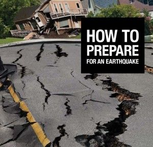 How to Prepare For A Quake