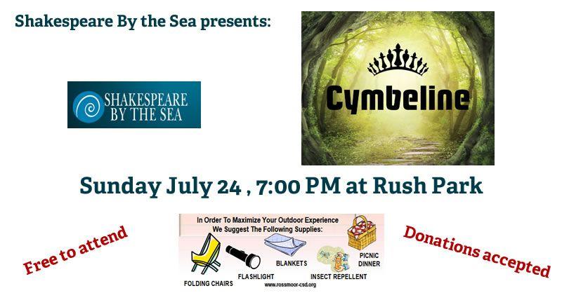 ShakespeareByTheSea - Cymbella
