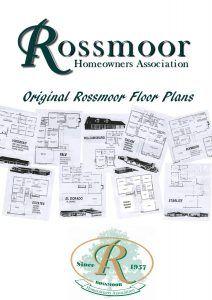 Rossmoor Floor Plans