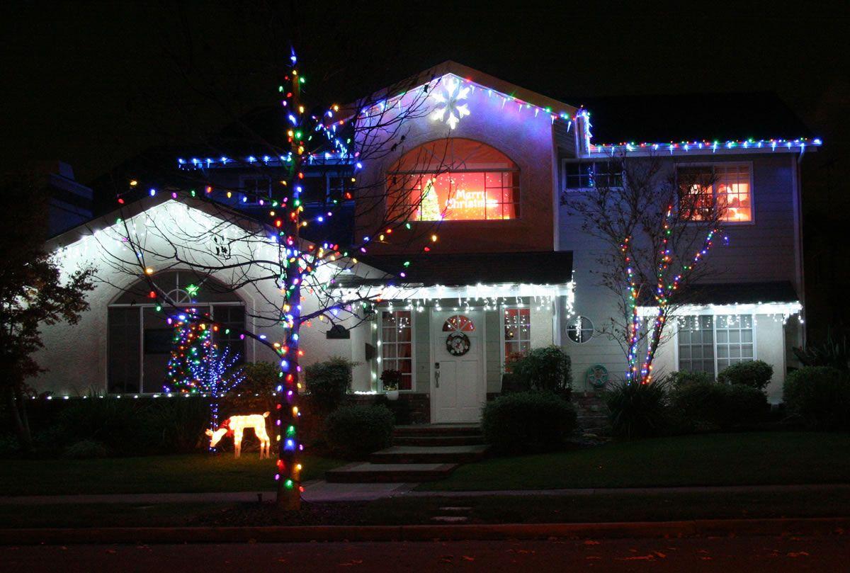 Rossmoor Christmas Lights - Rookie of Year 2762 Engel 2016