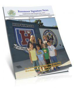 Fall 2016 - Rossmoor Signature News