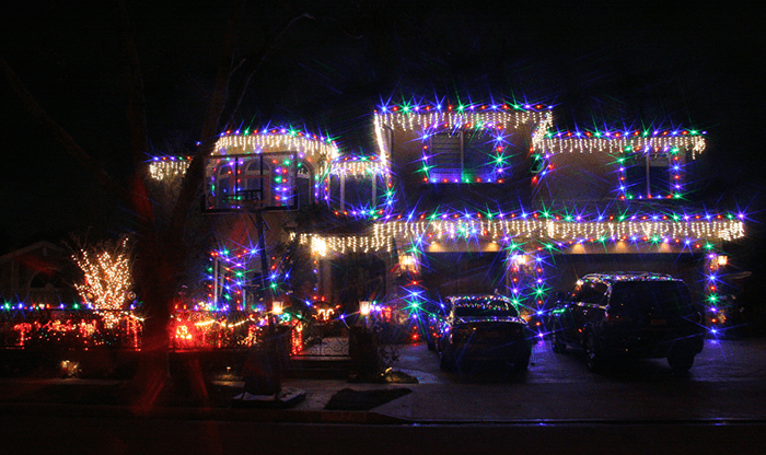 Polar Express Award Andy And Carla Blocher 2942 Edgeley Place The Judges Were Adamant This House Has To Win An Again
