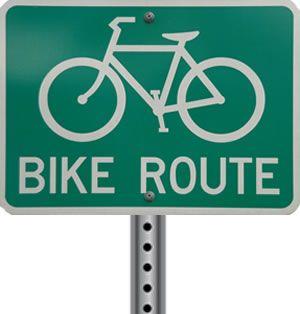Rossmoor Bike Routes