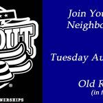 National Night Out - Tuesday August 2, 2016 - 6:00 PM