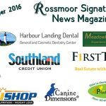 2016 Summer Rossmoor Signature News