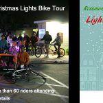 Rossmoor Christmas Lights Bike Tour 2016