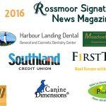 Rossmoor Signature News Magazine-Fall 2016
