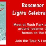 Rossmoor Christmas Lights Bike Tour 2017