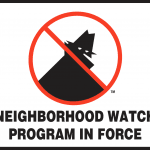 Rossmoor Neighborhood Watch Program - We call Law Enforcement