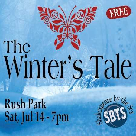 2018 The Winter's Tale - Shakespeare In The Park