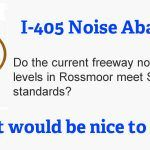 I-405 - Are Noise Levels within Legal Limits?