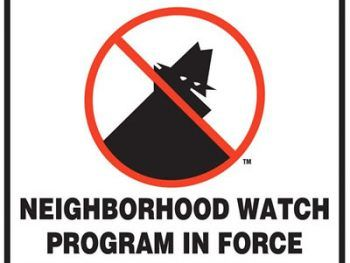 Rossmoor Neighborhood Watch - We Call the Authorities - 714.647.7000
