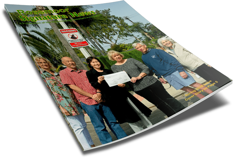 Rossmoor Signature News Magazine - Spring 2018 Issue