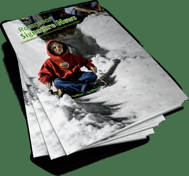 Rossmoor Signature News Magazine - 2018 Winter