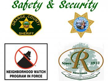 Rossmoor Safety & Security