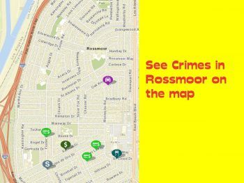 Rossmoor Crime Mapping