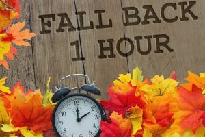 Fall Back - Change Your Clock & Test Your Smoke Detectors