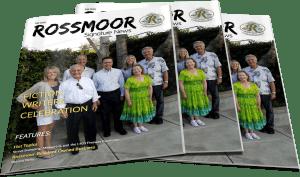 Rossmoor Signature News Magazine -Fall 2018