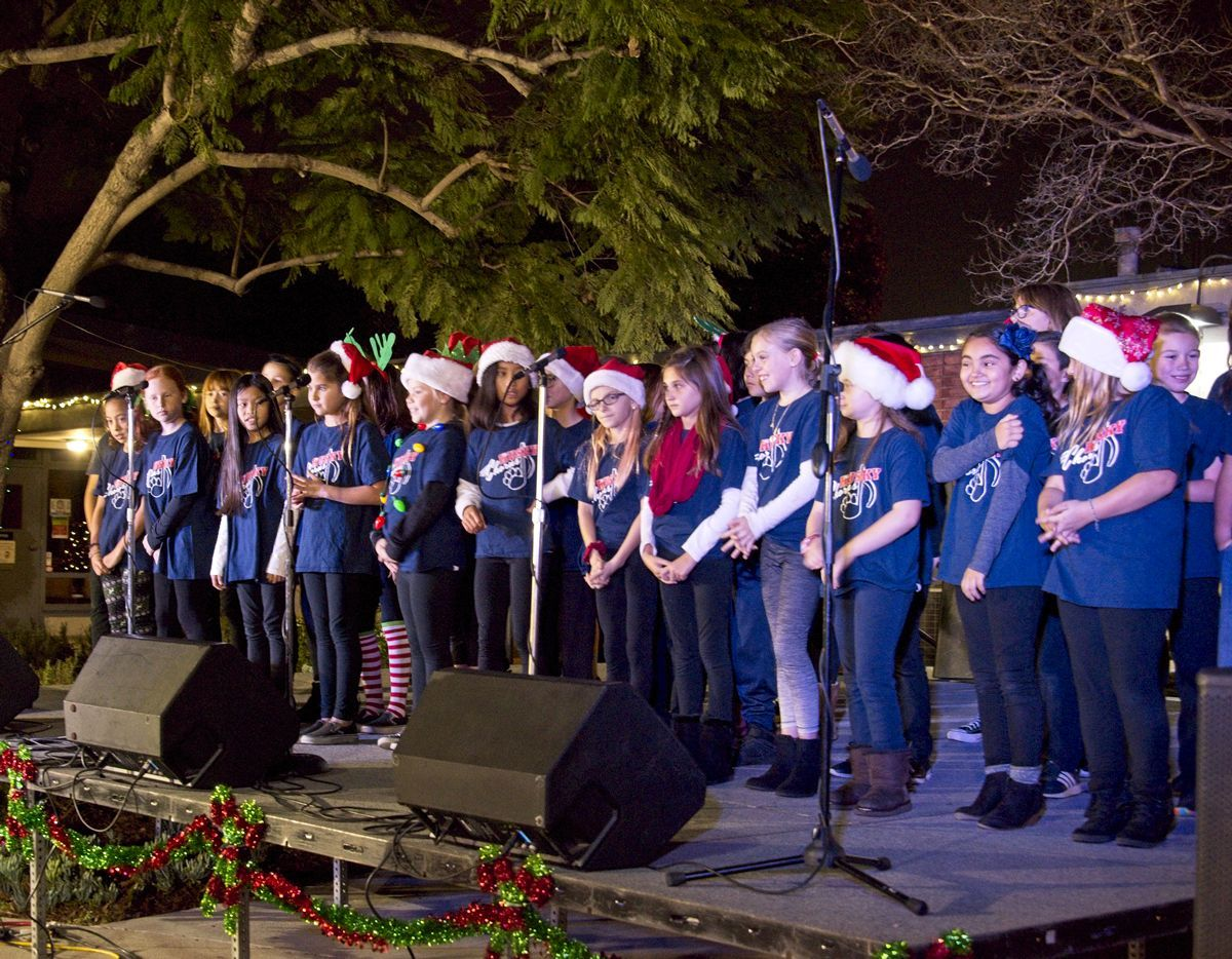 Rossmoor Winter Festival 2018