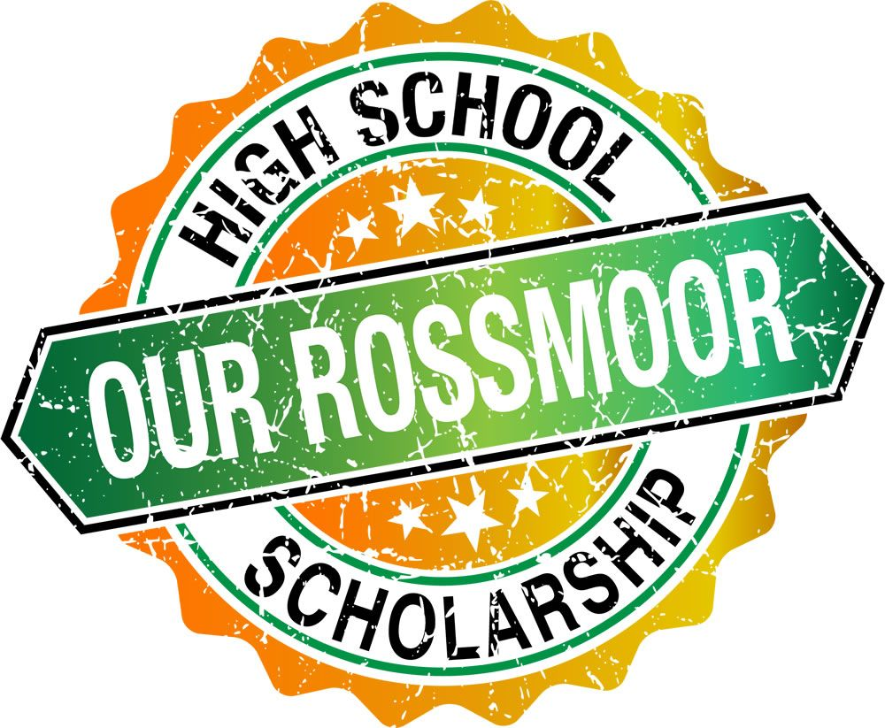 Our Rossmoor High School Scholarship from the RHA
