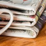 Rossmoor Recycles Newspapers