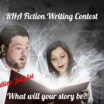 RHA Fiction Writing Contest - Deadline July 1st