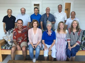 Our Rossmoor 2019 Fiction Writers Contest Participants