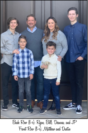 The Phillips Family - Rossmoor Residents & Play It Again Sports owners
