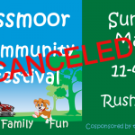 2020 Rossmoor Community Festival - Canceled