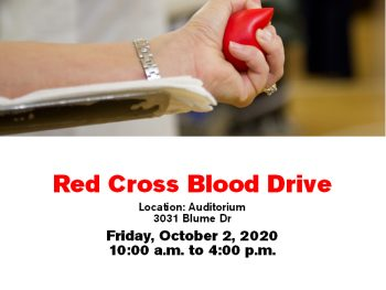 Rossmoor Red Cross Blood Drive