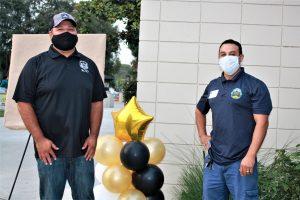 RCSD Rush Park Bond Burning Event