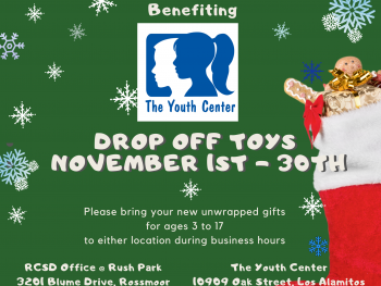 2020 The Youth Center Toy Drive