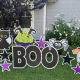 You've Been Boo'd from Creative Yard Cards