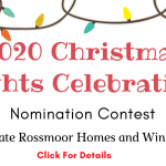 2020 Christmas Lights Nominating Contest