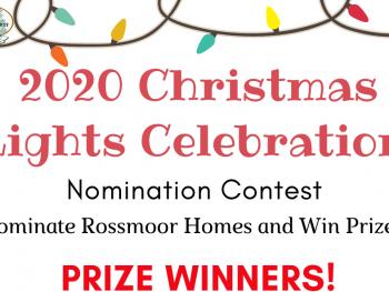 2020 Christmas Lights Nominating Contest Winners
