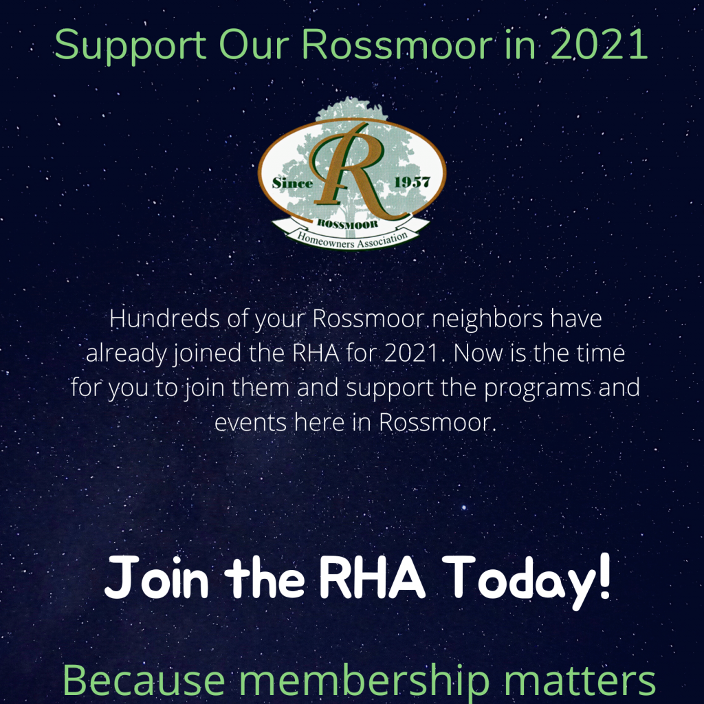 Join the RHA Today