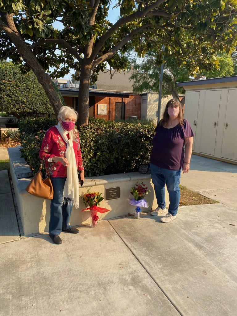 Rossmoor Walk & Talk Program – Recognizes Bernie Beskind & Herb Haling for your dedication to keeping Rossmoor moving