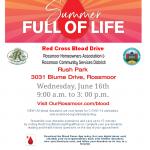 Rossmoor Red Cross Blood Drive June 2021