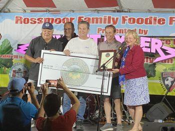 Supervisor Foley contributes $10,000 to Rossmoor