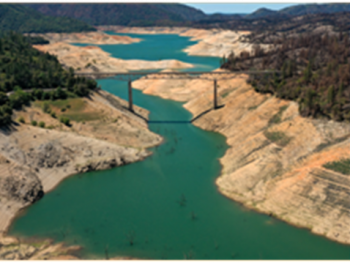 California rivers running at historically low levels